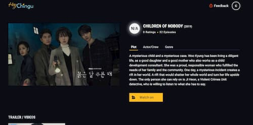 HeyChingu: TV Show Reviews and Ratings Website